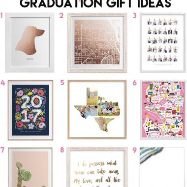 Customizable Graduation Gifts - Minted