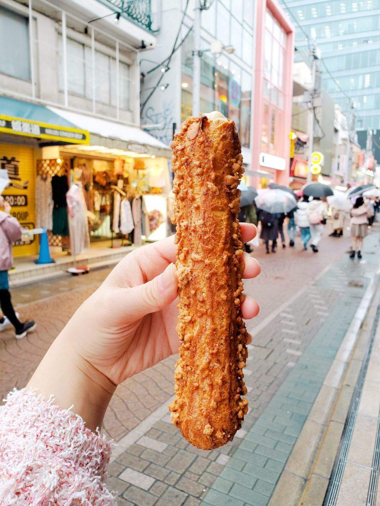 Harajuku ZakuZaku Cream Puff - TheBellaInsider.com