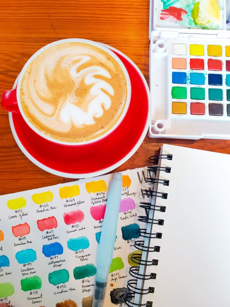 Sakura Watercolor Kit - TheBellaInsider.com