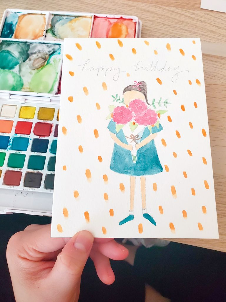 Best Watercolor Journal Supplies - TheBellaInsider.com
