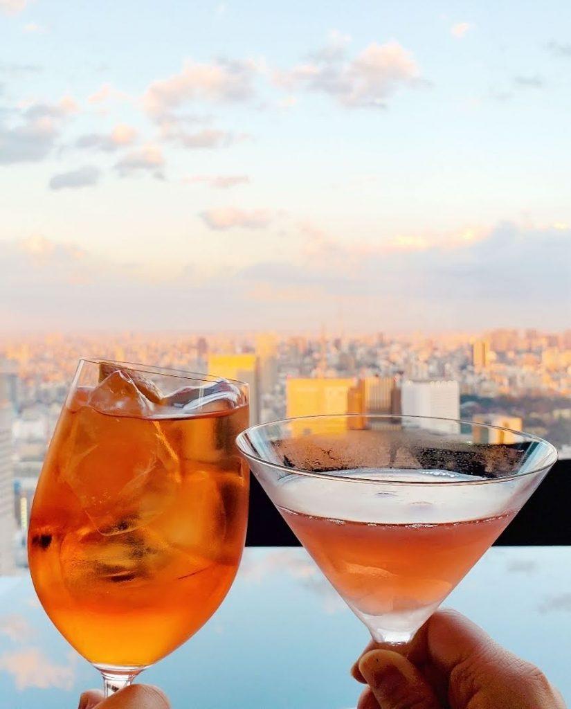 Park Hyatt Hotel Tokyo New York Bar - TheBellaInsider.com