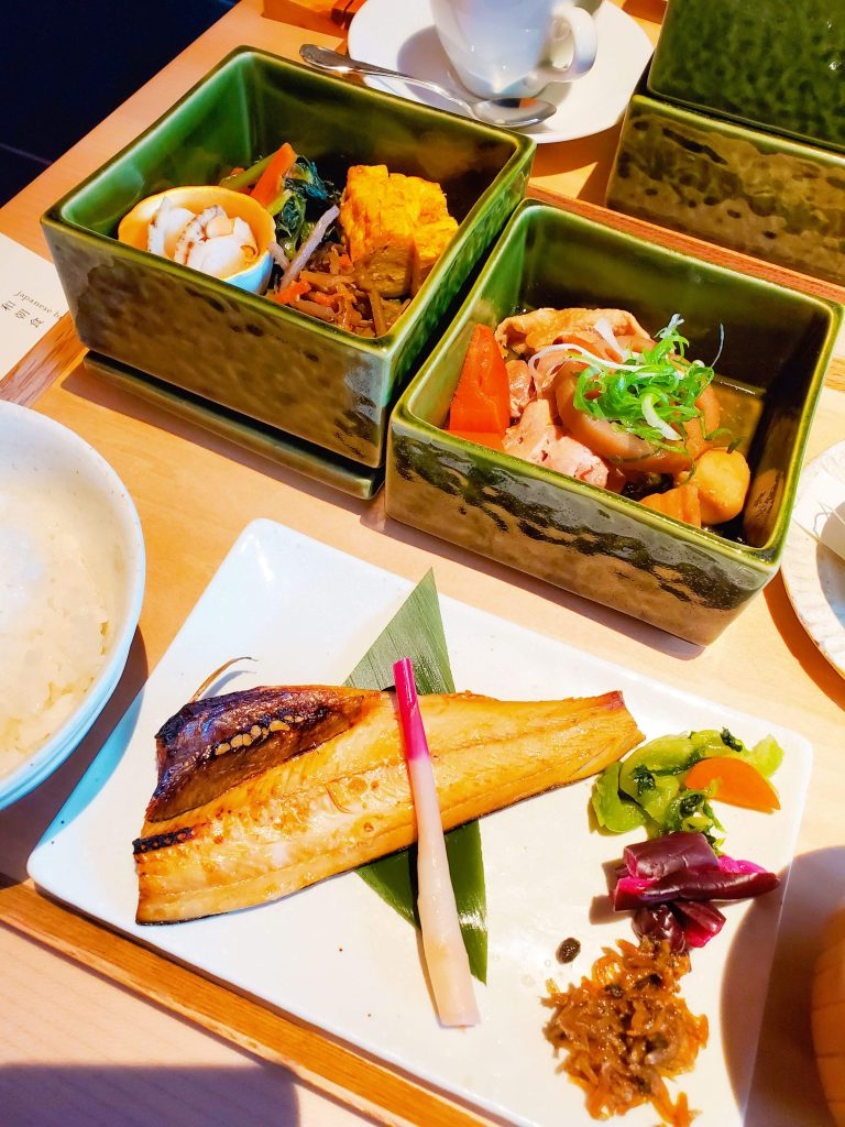 Onsen Ryokan Yuen Shinjuku Breakfast - TheBellaInsider.com