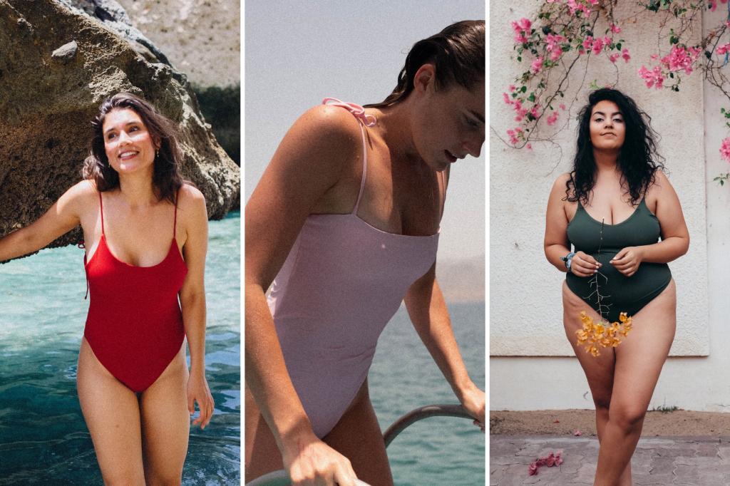 Ohoy Swim Sustainable and Ethical Swimwear from Dubai - TheBellaInsider.com