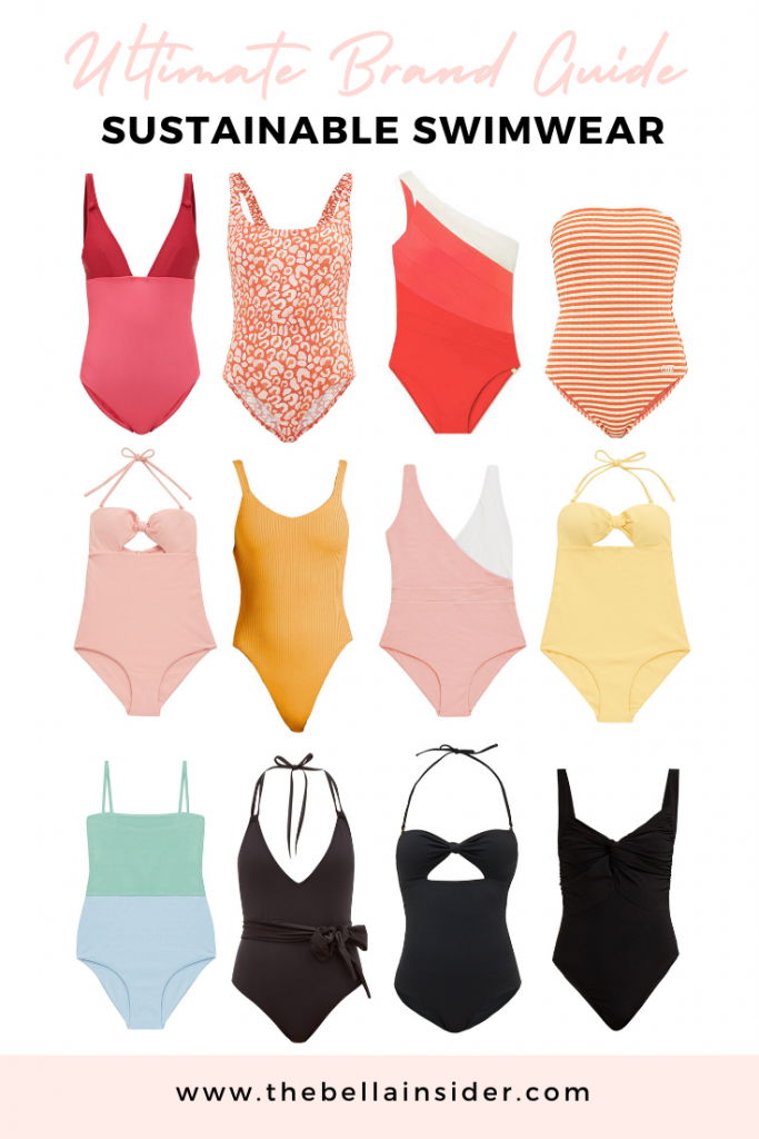 Ultimate Brand Guide to Sustainable Swimwear