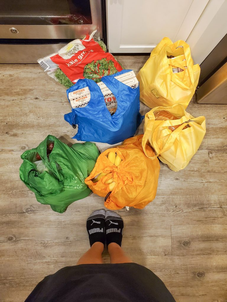Easy Grocery Shopping Strategy for New Graduates - TheBellaInsider.com
