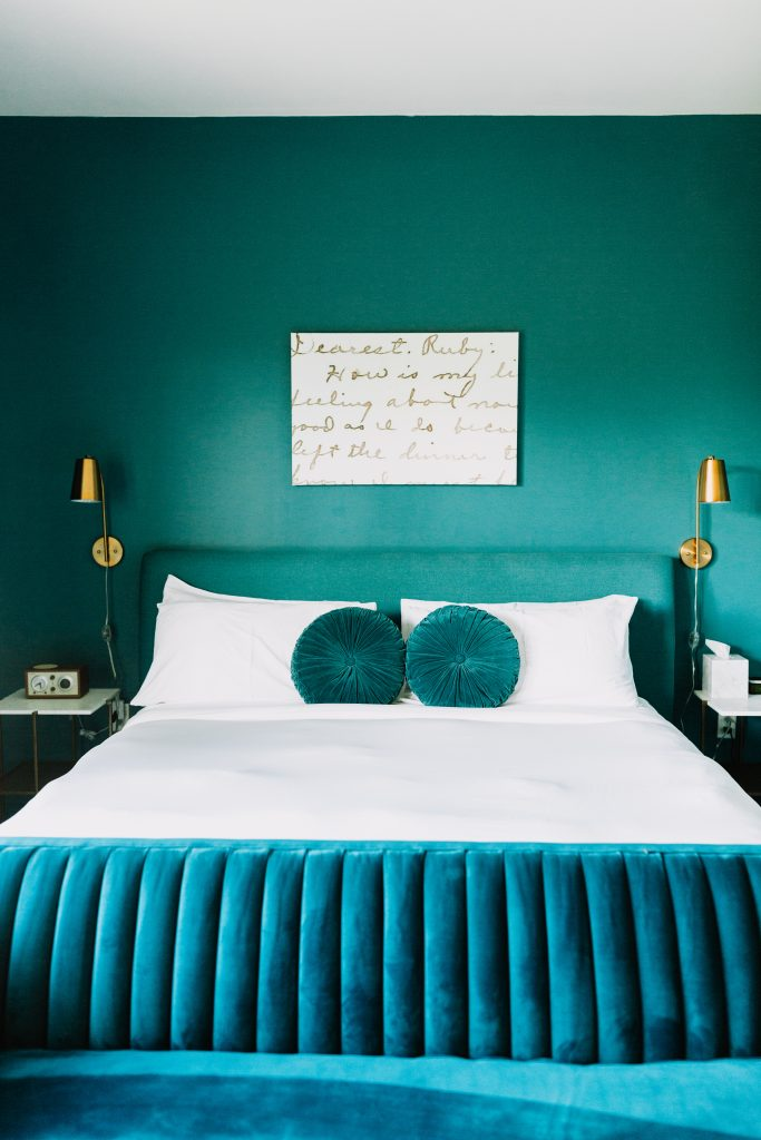 Boutique Hotel in Austin: The Ruby Hotel - TheBellaInsider.com