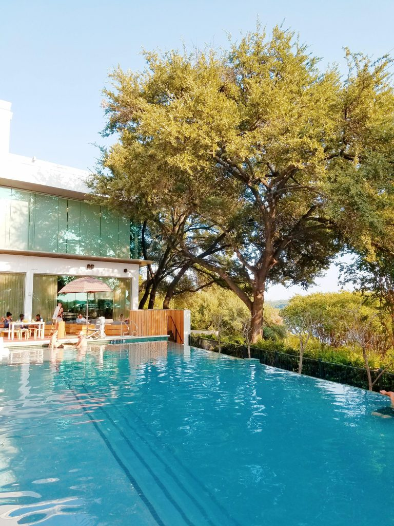 Best Hotel Pools in Austin: The LINE Austin - TheBellaInsider.com