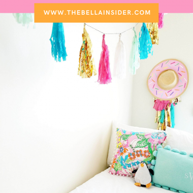 3 Unexpected Places for Apartment Decor on a Budget - TheBellaInsider.com