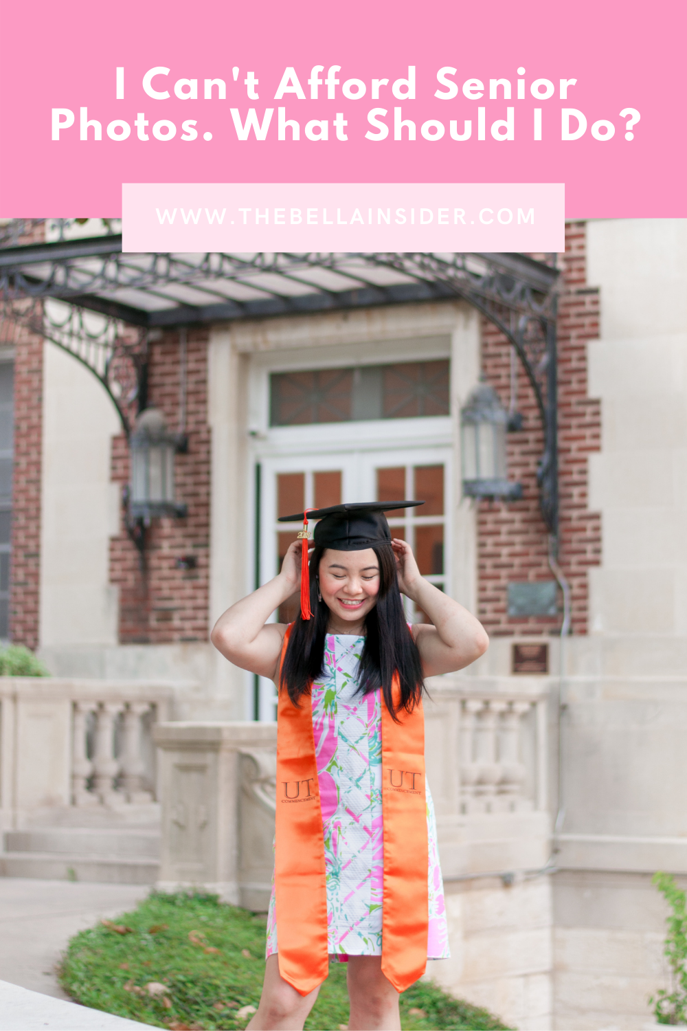 I Can't Afford Senior Photos. What Do I Do? - TheBellaInsider.com