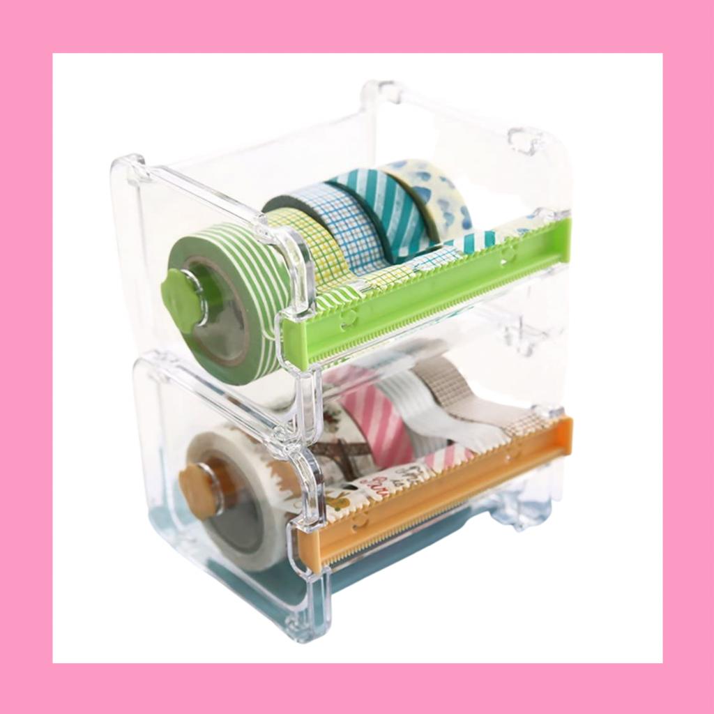Washi Tape Dispenser - TheBellaInsider.com