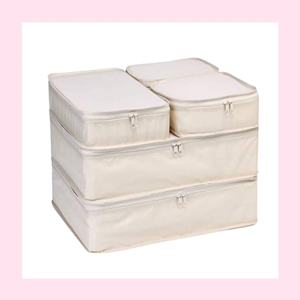 Packing Cubes | TheBellaInsider.com